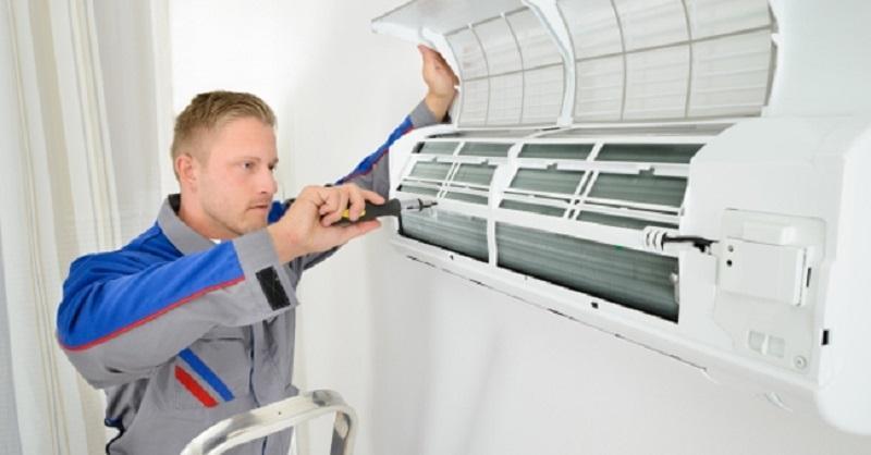 Dàn lạnh điều hòa không được bảo trì bảo dưỡng thường xuyên