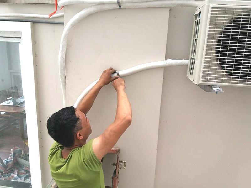 Khắc phục đường ống thoát nước bị rò rỉ