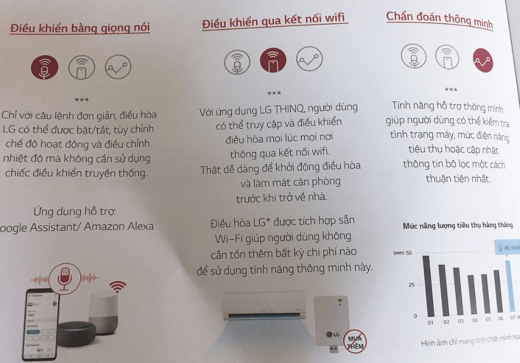 Mẫu điều hòa LG 2020 mới nhất