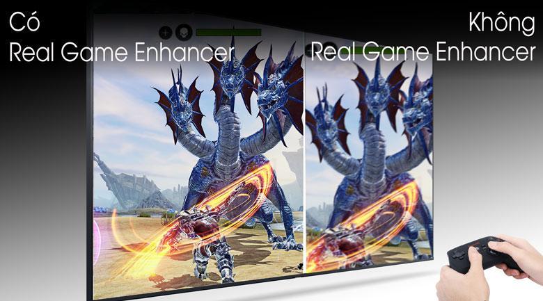 Công nghệ Real Game Enhancer làm mê hoặc mọi game thủ