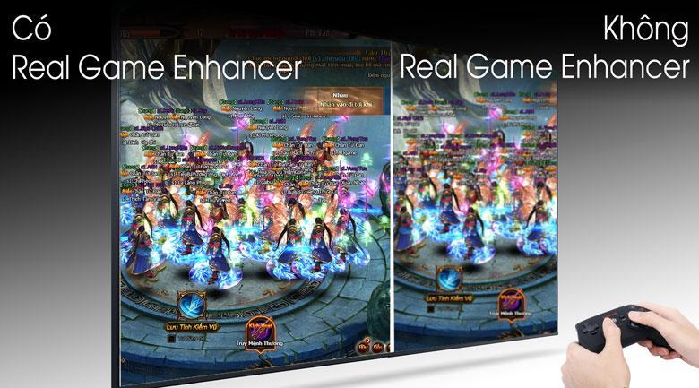 Trải nghiệm chơi game mượt mà với công nghệ Real Game Enhancer+