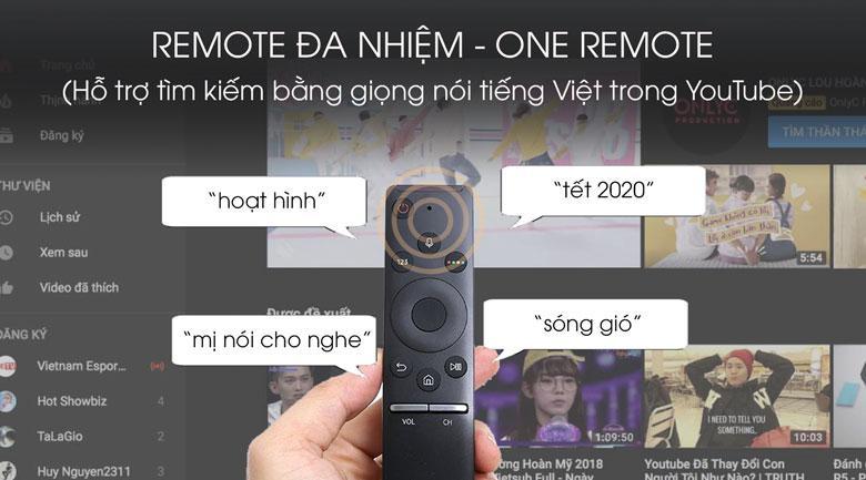 Tiện lợi hơn, thông minh hơn với điều khiển đa nhiệm - One-Remote