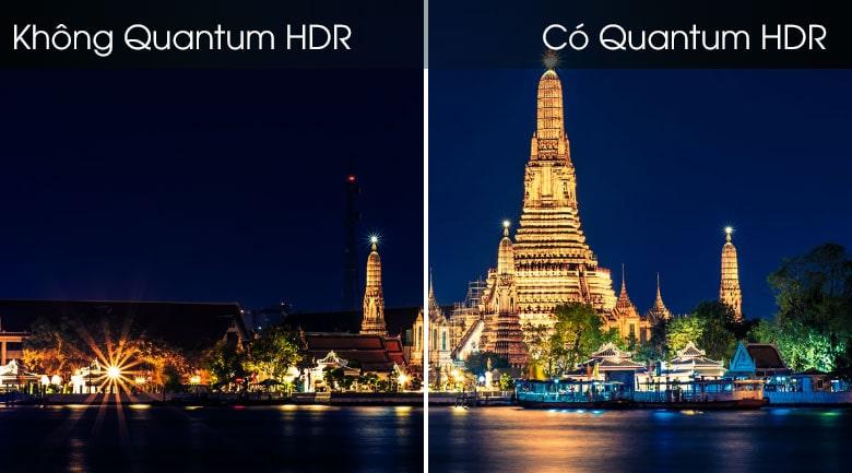 Tivi Samsung QA85Q70TQLED với công nghệ Quantum HDR cho độ sáng vượt trội