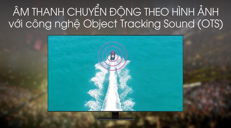 Mang đến âm thanh vòm chuyển động theo hình ảnh
