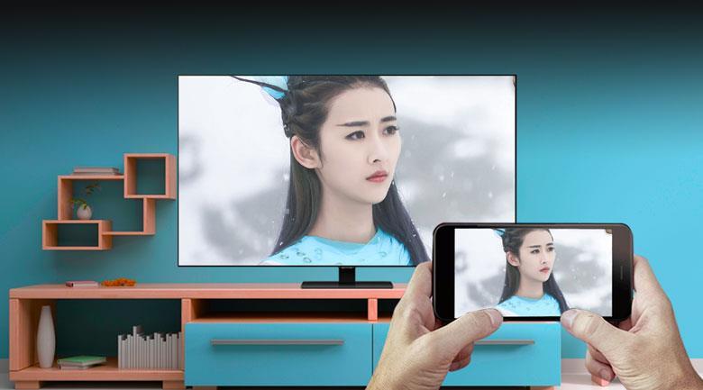Giúp bạn trình chiếu màn hình điện thoại iOS lên tivi với tính năng Airplay 2