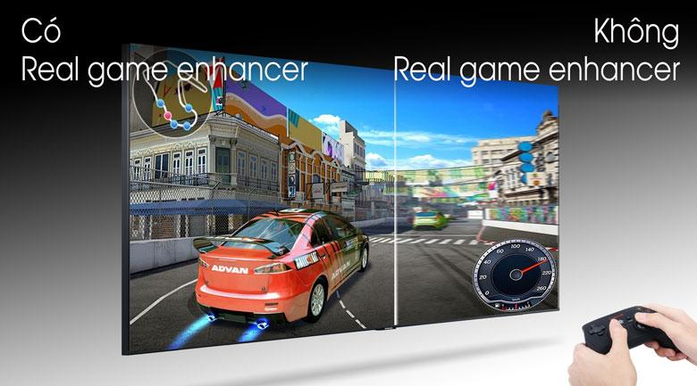 công nghệ Real Game Enhancer