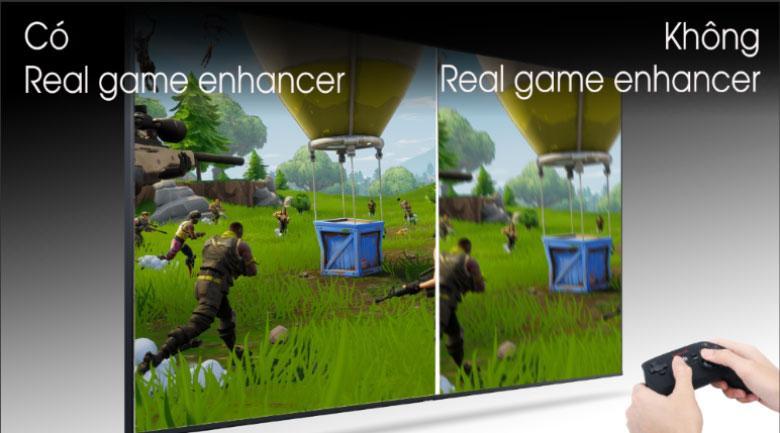 Real Game Enhancer chơi game thỏa thích