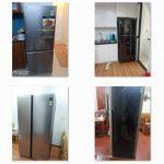 Những hình ảnh thực tế tủ lạnh được giao và lắp đặt miễn phí