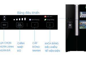 Hướng dẫn sử dụng tủ lạnh Hitachi R-FW690PGV7 Inverter 540 lít