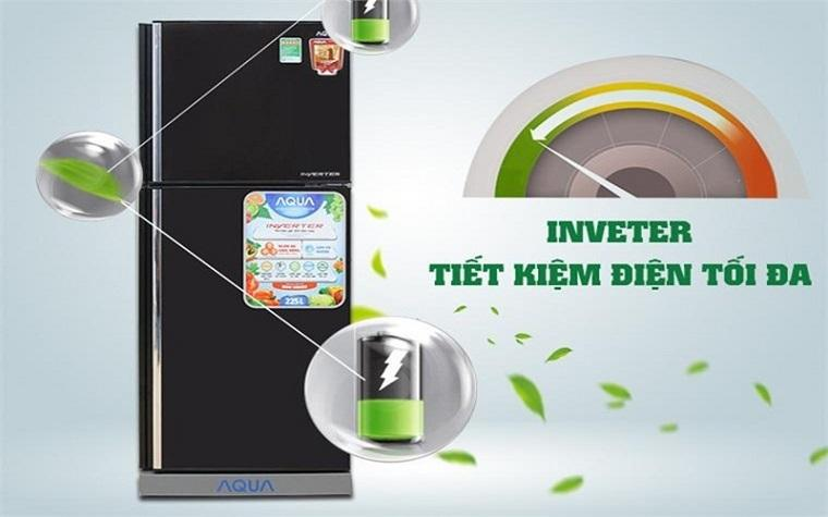 tủ lạnh inverter là gì