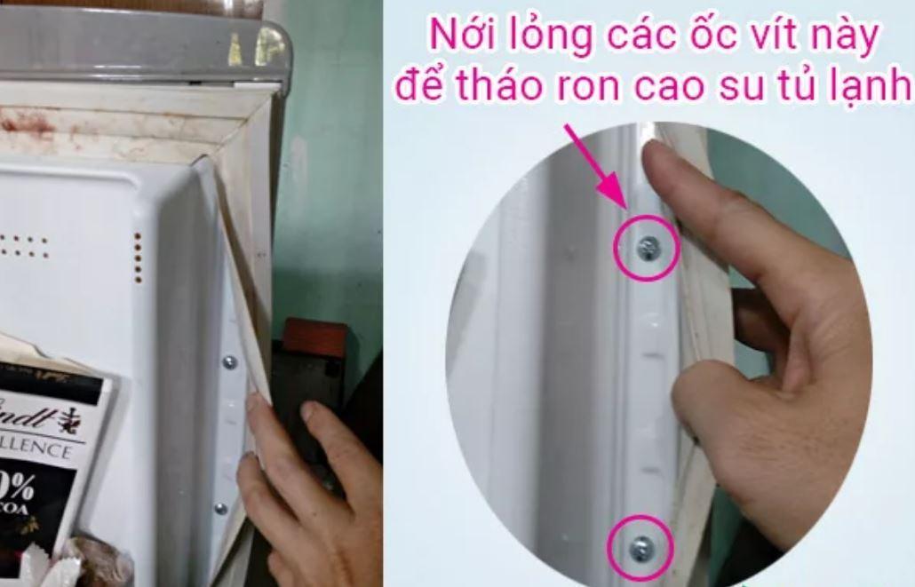 nguyên nhân khiến tủ lạnh không lạnh
