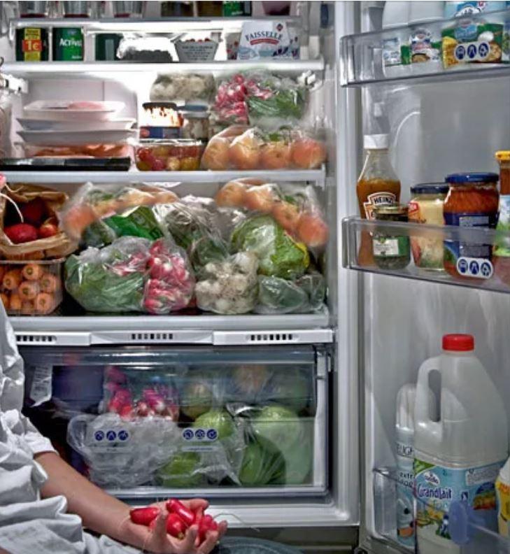 Thực phẩm trong tủ có quá nhiều hoặc quá ít