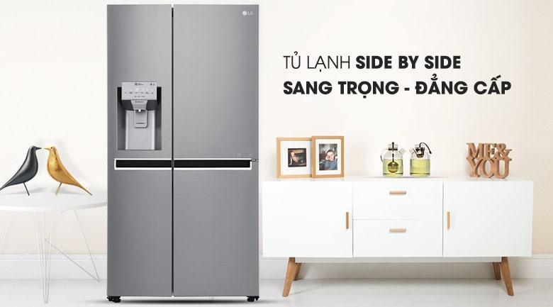 Tủ lạnh LG GR-D247JS sang trọng đằng cấp