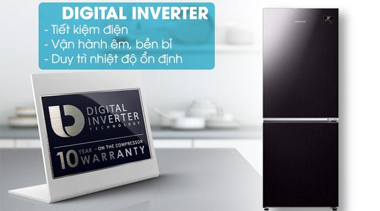 Tủ lạnh Samsung RB27N4010BY/SV với công nghệ Digital Inverter tiết kiệm điện năng