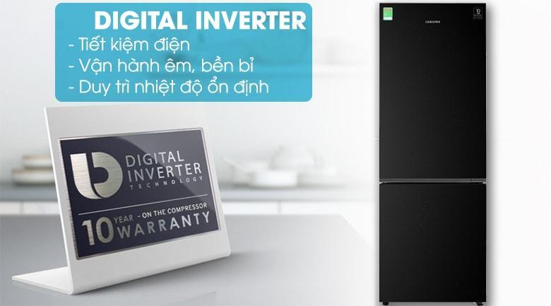 Công nghệ Digital Inverter tiết kiệm điện tối đa hàng tháng