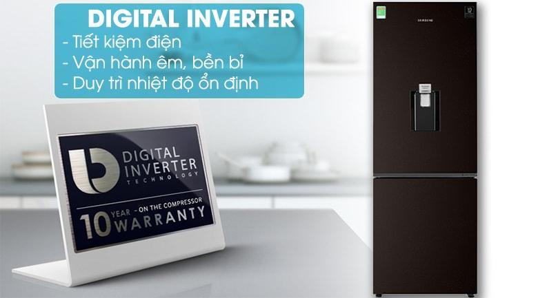 Trang bị công nghệ Digital Inverter siêu tiết kiệm điện và êm ái