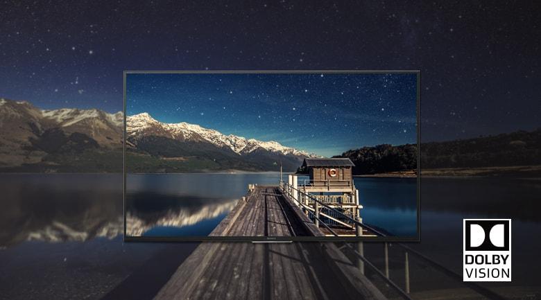 Tivi Sony 85X8000H trang bị công nghệ Dolby Vison