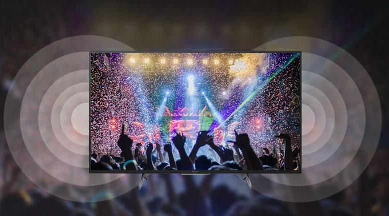 Công nghệ Dolby Atmos cho trải nghiệm âm thanh như trong rạp phim