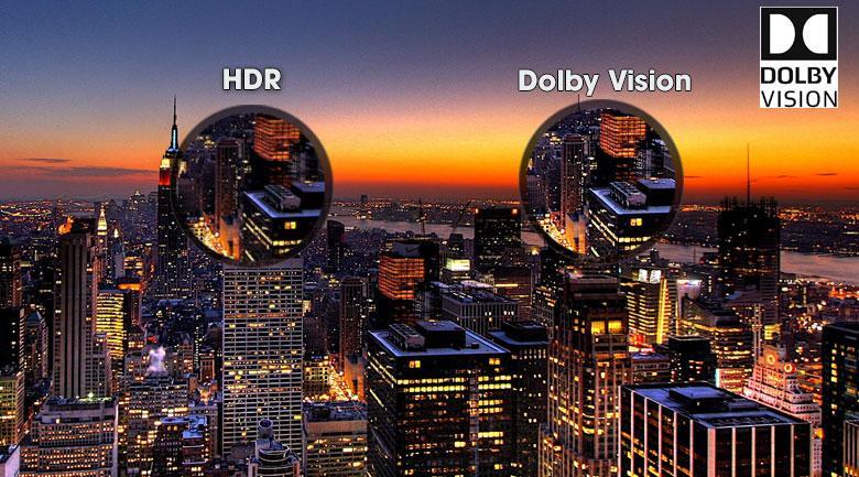 Công nghệ Dolby Vision và Dolby Atmos cho bản cảm giác như xem phim trong rạp