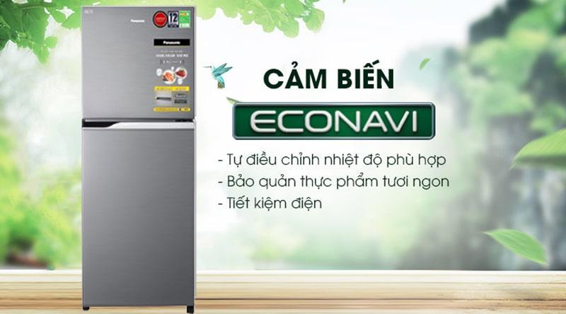 Tiết kiệm điện hiệu quả cùngcông nghệbiến tần Invertervàcảm biến Econavi