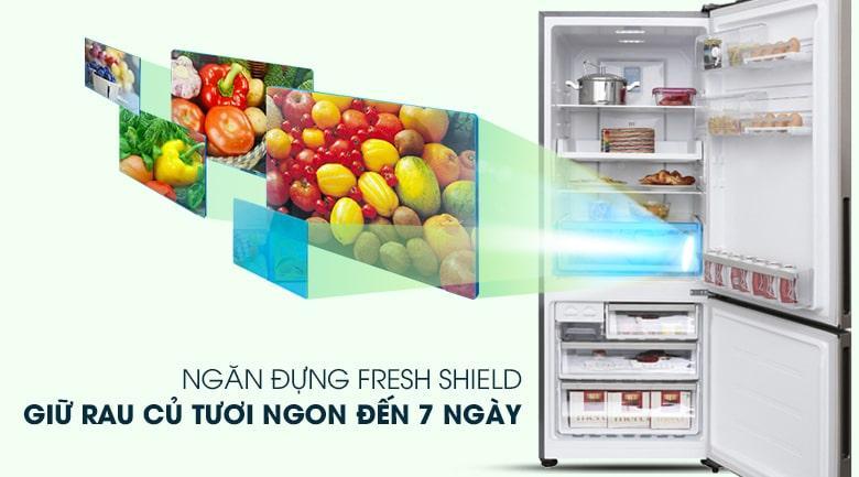 Tủ lạnh Electrolux EBE4502GA Không còn nỗi ám ảnh về mùi hôi với hệ thống khử mùi Fresh Taste