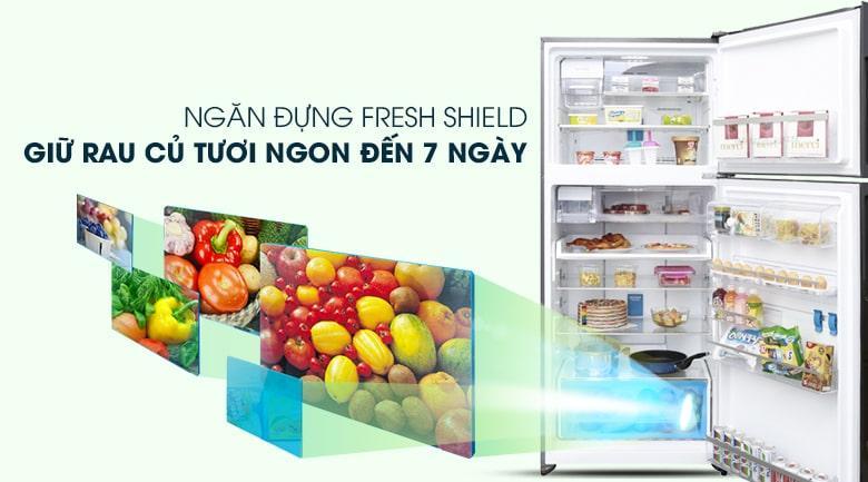 Ngăn rau củ Fresh Shield bảo quản rau quả tươi ngon lên đến 7 ngày