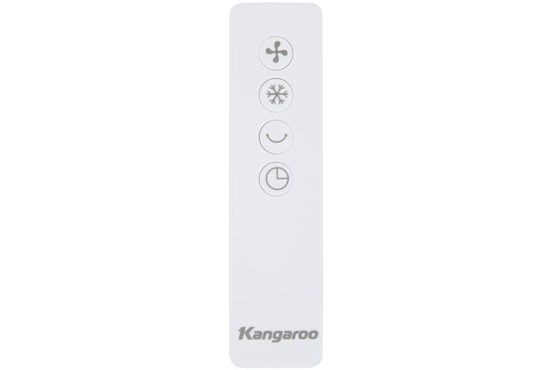 Thiết kế điều khiển từ xa Remote cho phép người dùng điều chỉnh quạt từ xa tiện lợi