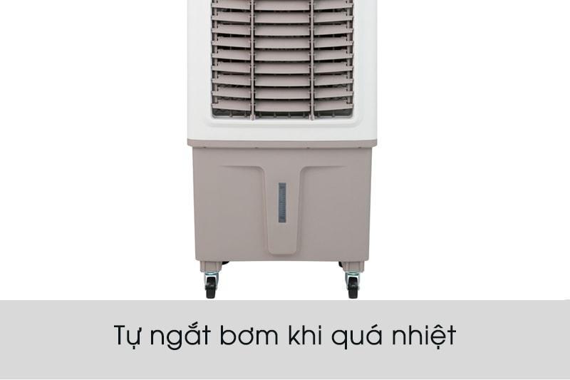 Quạt điều hòa Kangaroo KG50F62 hoạt động tốt với chức năng tự ngắt bơm khi quá nhiệt, đảm bảo an toàn khi sử dụng