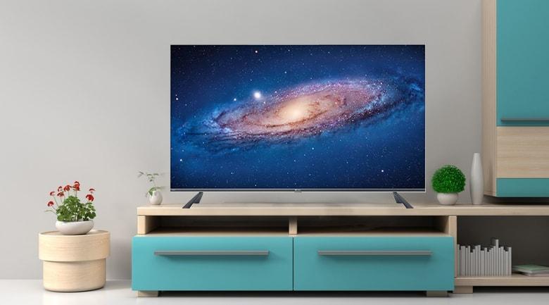 Tivi Casper 55UG6100 là một trong những chiếc TV sang trọng hàng đầu