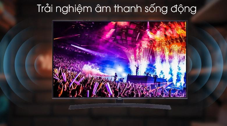 âm thanh của Tivi LG 43UN7400 PTA