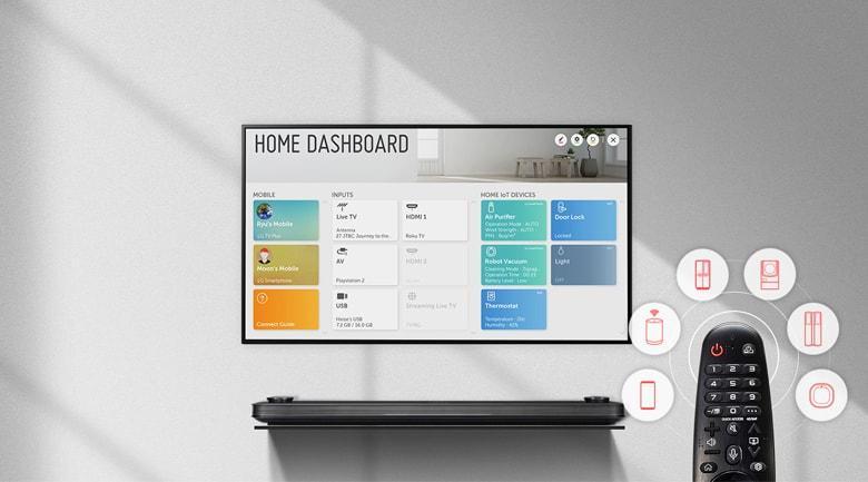 Tivi LG 43UN7400 PTA Trí tuệ nhân tạo AI ThinQ, điều khiển thông minh khiến bạn bất ngờ