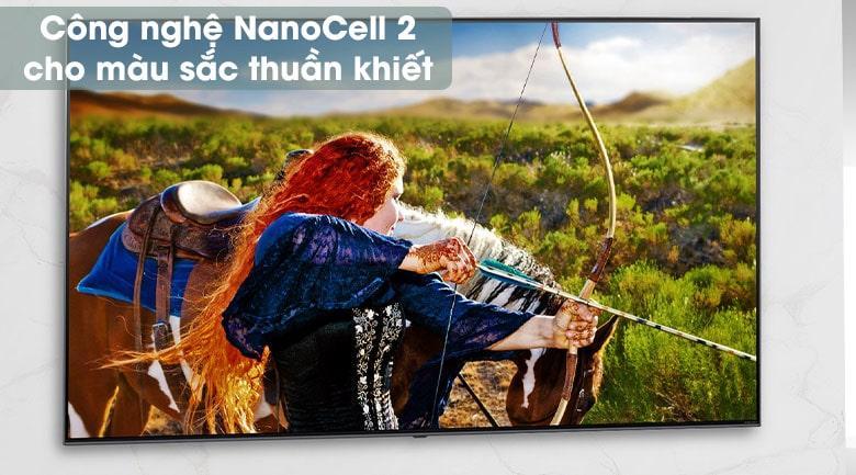 Công nghệ NanoCell 2 độc quyền đến từ hãng LG