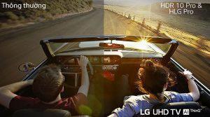 Smart Tivi LG 4K 55UN7400PTA (55 inch) (Ảnh 1)