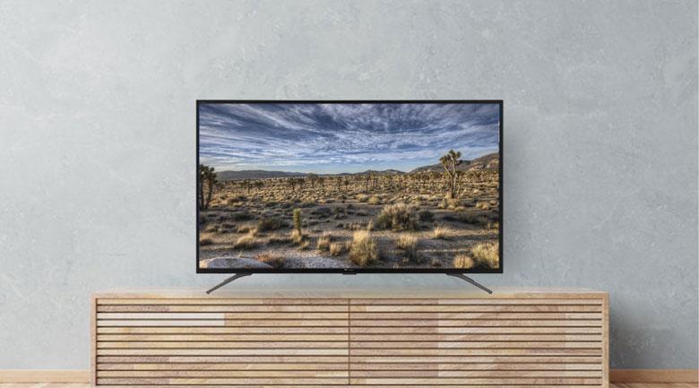 Tivi Casper 32HG5100 mang đến mẫu thiết kế gọn gàng, bắt mắt