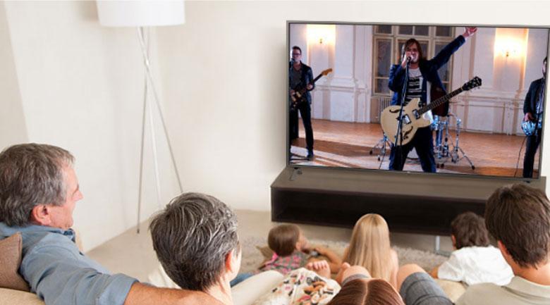 Âm thanh Ultra Surround cho chiếc TV nhà bạn đáng sở hữu hơn