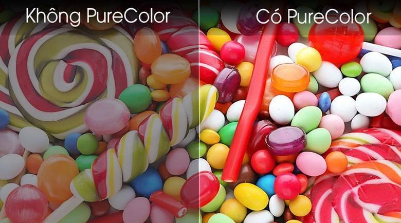 Tivi Samsung 32T4300 màu sắc đẹp hơn với công nghệ PureColor