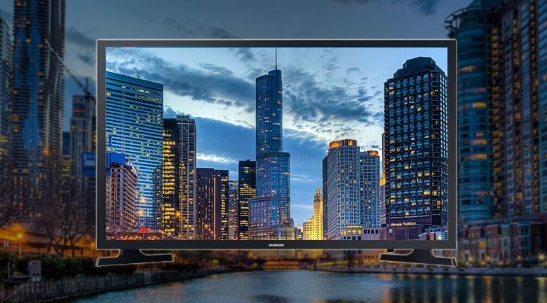 32T4500 tái hiện hình ảnh với công nghệ Micro Dimming Pro