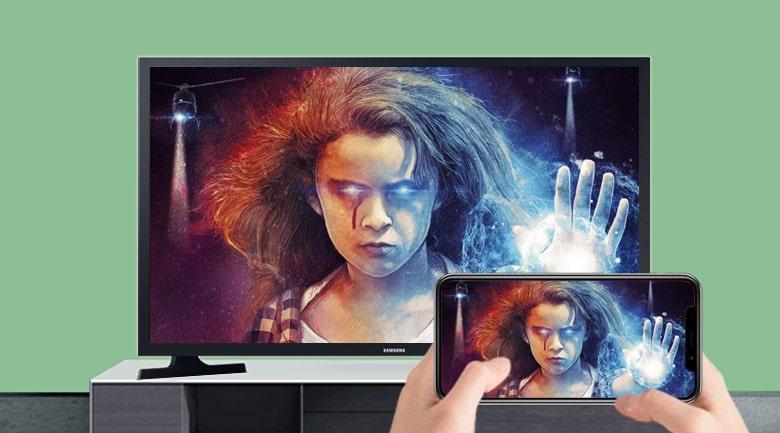 hỗ trợ trình chiếu từ điện thoại lên tivi dễ dàng, nhanh chóng