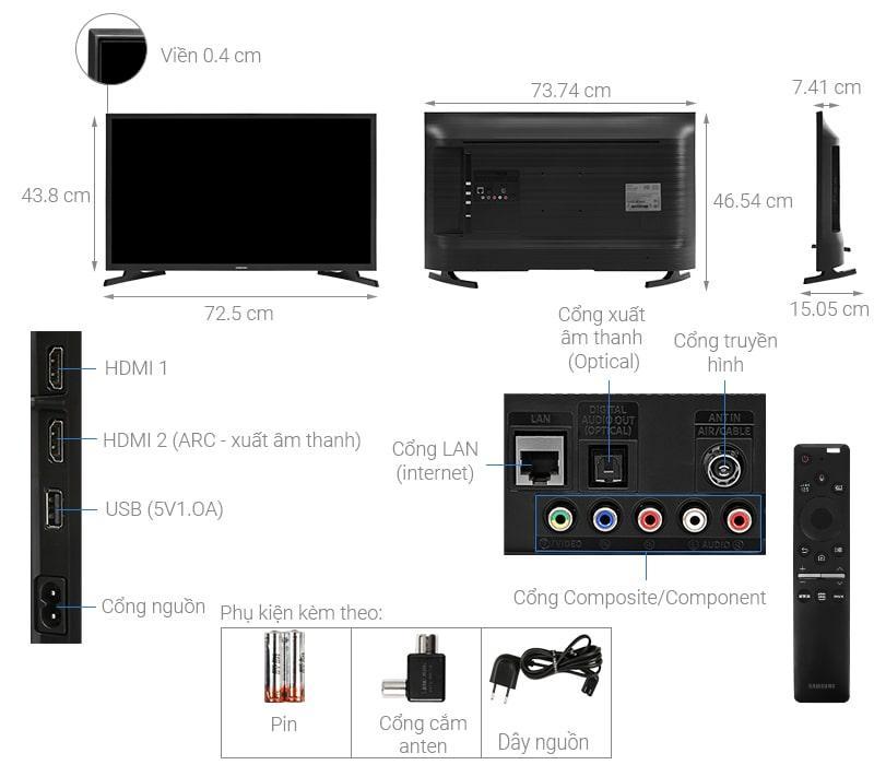 32T4500 thiết kế chi tiết