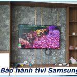 Bảo hành tivi Samsung và những điều liên quan cần biết
