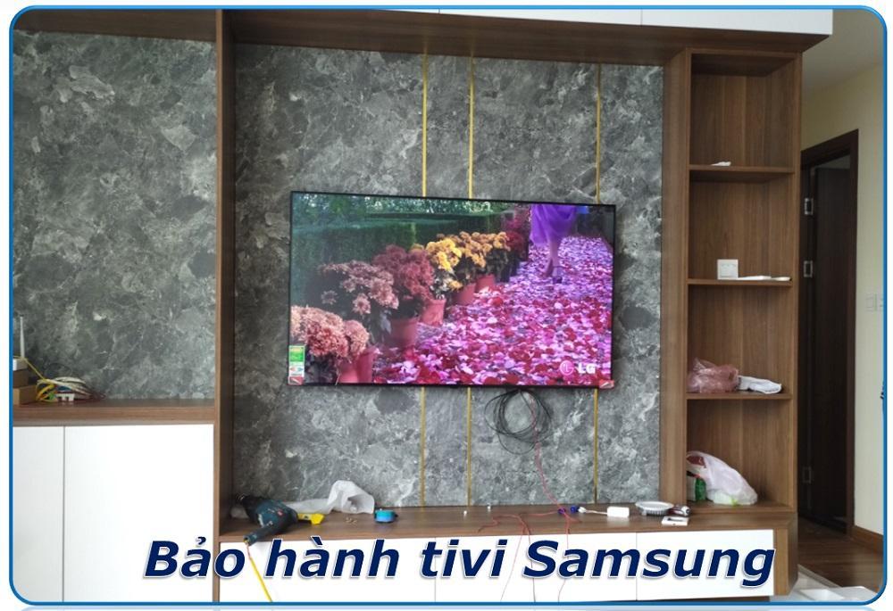 bảo hành tivi Samsung