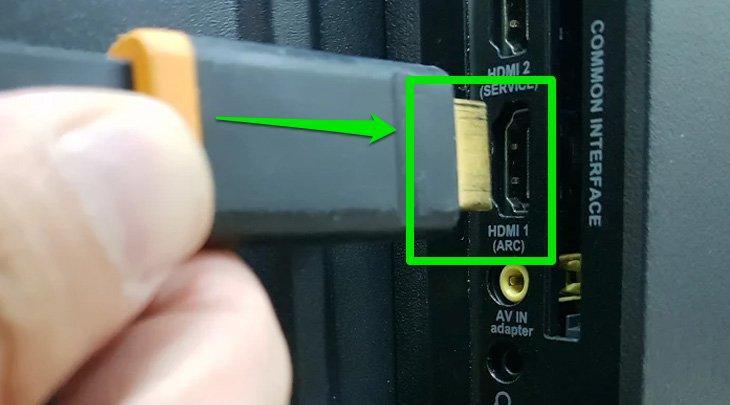 Cổng HDMI ARC