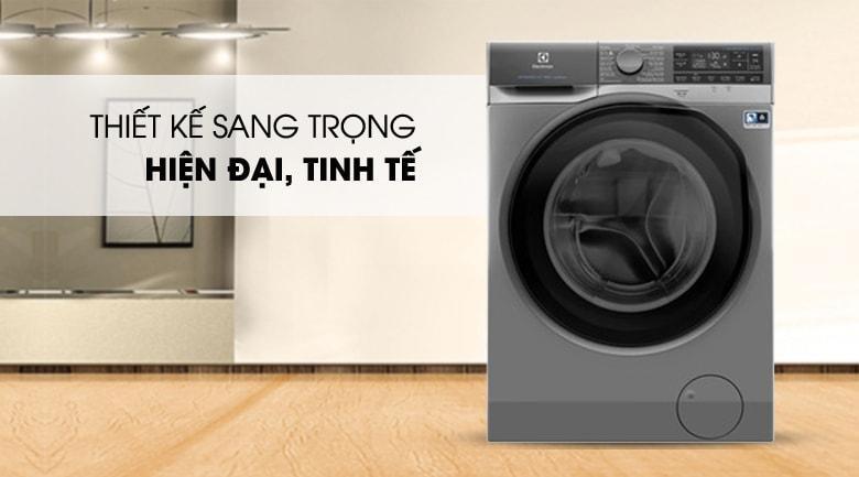 Máy giặt Electrolux EWF1141SESA mang đến thiết kế sang trọng, tinh tế
