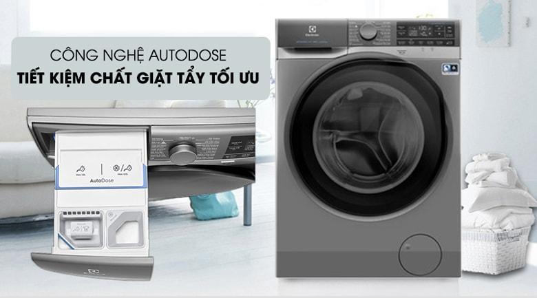 Máy giặt Electrolux EWF1141SESA trang bịcông nghệ Autodose tiết kiệm chất giặt