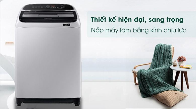 Máy giặt Samsung WA10T5260BY/SV là mẫu máy giặt hiện đại rất được tin dùng