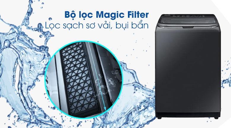 Bộ lọc Magic Filter giữ quần áo luôn sạch và lọc xơ vải tốt