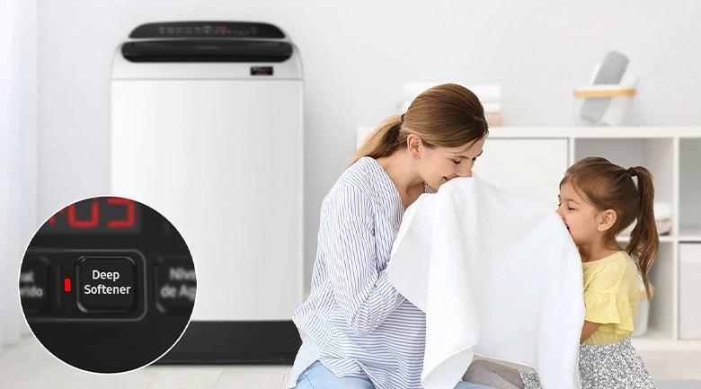 Chế độ giặt lưu hương trên quần áo khiến bạn bị cuốn hút