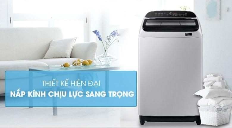 Máy giặt Samsung WA90T5260BY/SV là một mẫu máy giặt sang trọng đáng sắm