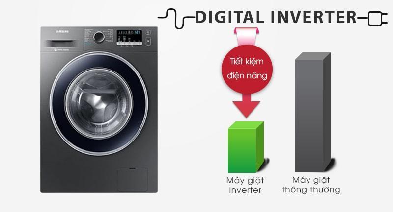 Mang đến 1 công nghệ Digital Inverter rất được tin dùng ngày nay