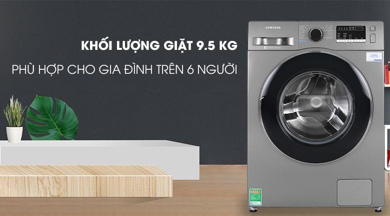 Mẫu máy giặt thông dụng và được nhiều người tin dùng
